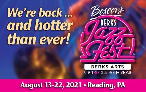 Boscov's Berks Jazz Festival