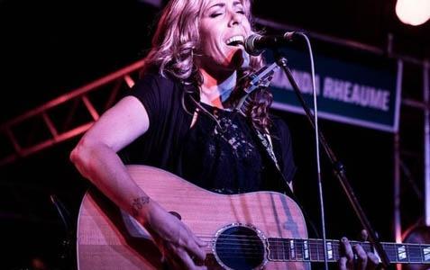 Edwards Summer Music Series - Amanda Rheaume