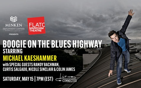 Boogie on the Blues Highway