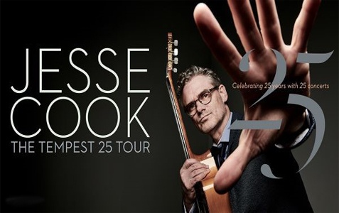 Jesse Cook The Tempest 25 Tour
